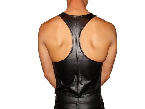 Singlet Leather-back2-500